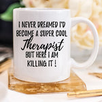 Therapist Mug, Therapist Gift, Gift For Therapist,  - KjSelections