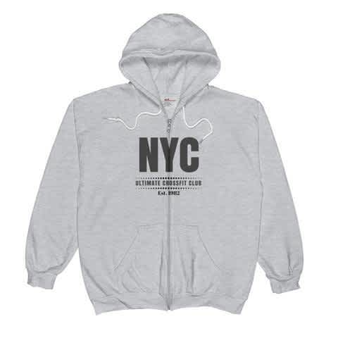 ATHLETIC NEW YORK CITY HOODIE FOR MEN