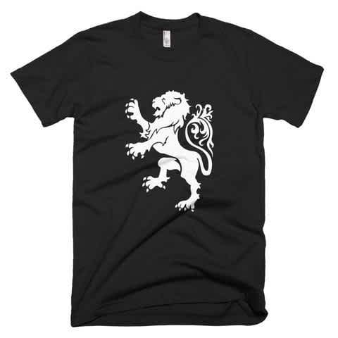 MAN'S LION SHORT SLEEVE TEE