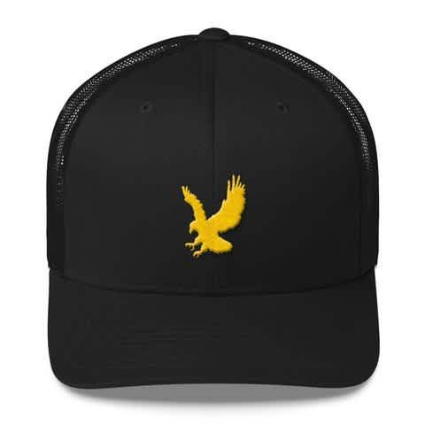 Trucker Hat for Men with Mesh