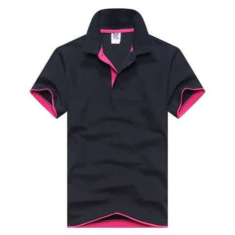 Men's Top Fashion Polo Shirt Accessory