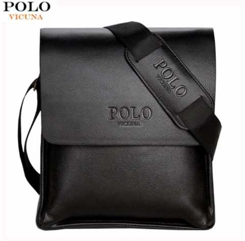MEN'S CASUAL BUSINESS LEATHER BAG