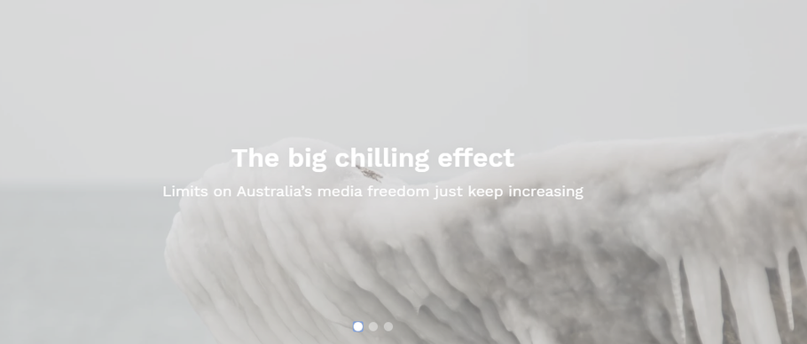 The big chilling effect