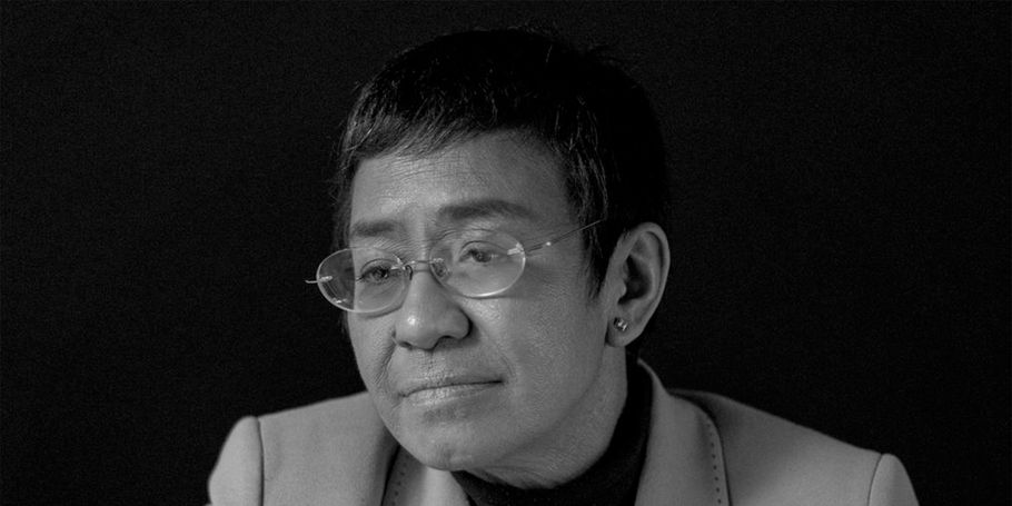 Watch Maria Ressa's Address for PEN Australia's Day of the Imprisoned Writer event