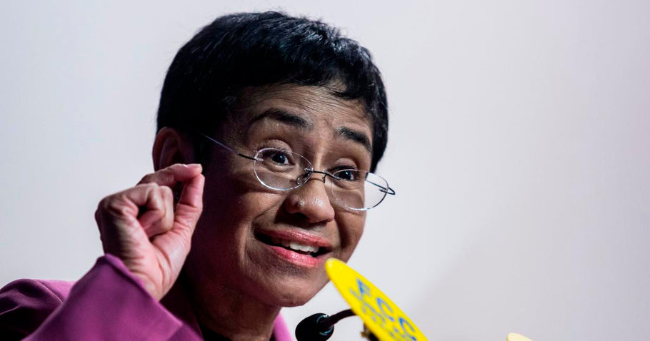 Maria Ressa Announced for Day of Imprisoned Writer event