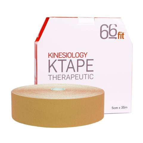 66fit Kinesiology Sports Tape - Large Rolls - Applied Body Shop