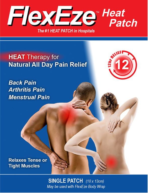 FlexEze Heat Patches (QTY 5 pack) - Applied Body Shop