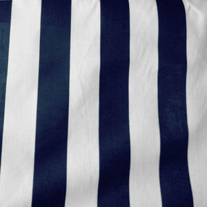 "Cotton Stripes 1 Inch Napkins 18""X18"""
