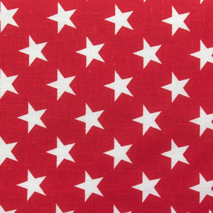 "Cotton Stars Napkins 18""X18"""