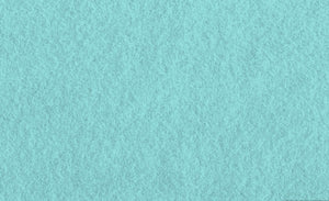 Felt Aisle Runner for Wedding Runway and VIP Events Solid Aqua