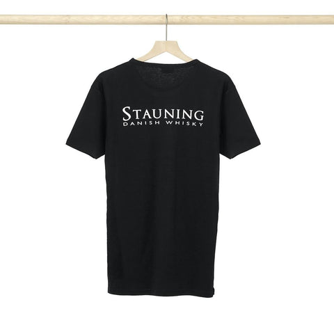 Load image into Gallery viewer, Stauning T-shirt Logo - Black