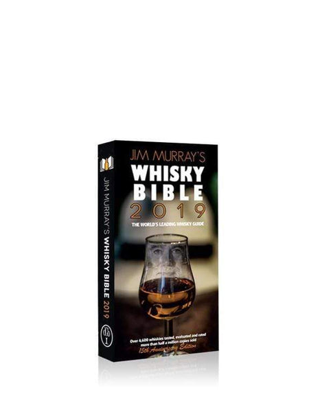 Stauning whisky merchandise The Whisky Bible 2019 - Signed by Jim.