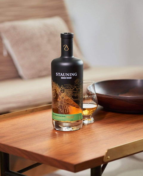 Load image into Gallery viewer, Stauning Peat Single Malt Whisky