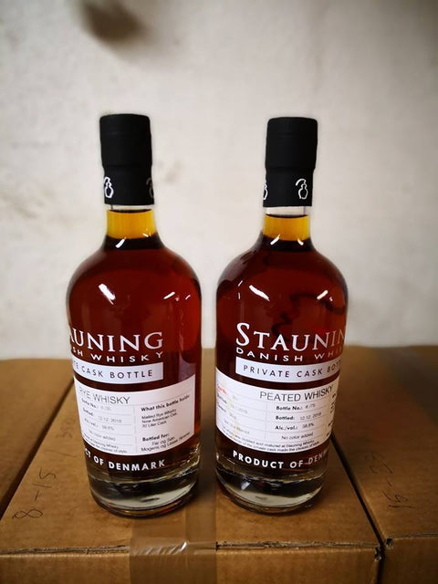 Load image into Gallery viewer, Stauning whisky whisky PRIVATE CASK - FULL CASK