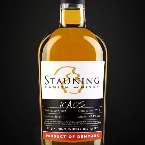 stauning whisky whisky Stauning Kaos - April 2019