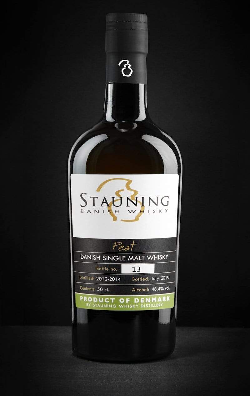 stauning whisky whisky Stauning Peat - Single Malt Whisky - July 2019