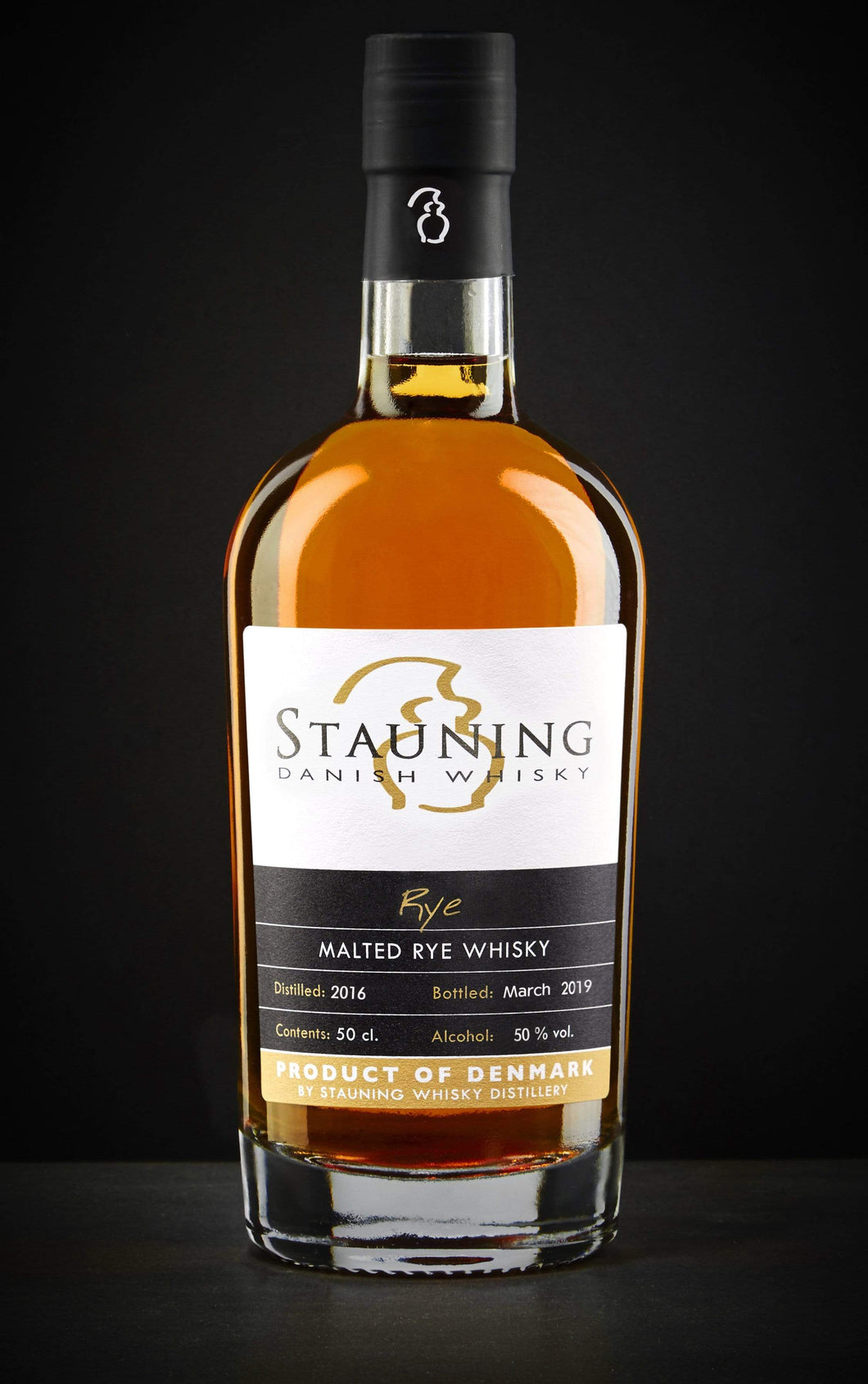stauning whisky whisky Stauning Rye - March 2019 - Double Dip