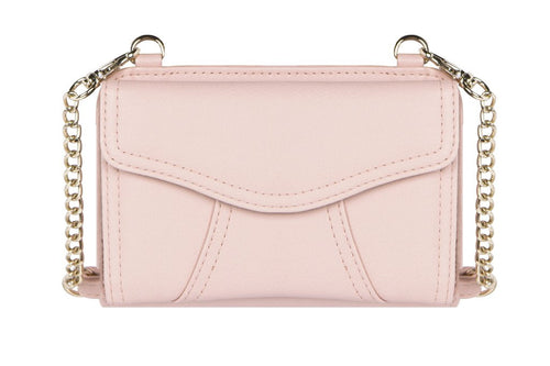 Marie Diabetes Mini Crossbody - Fashion taske Lyserød