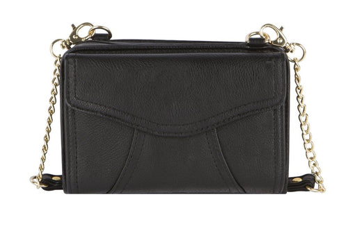 Marie Diabetes Mini Crossbody - Fashion taske Sort
