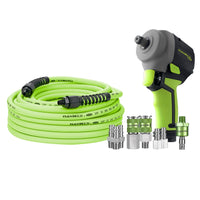 Flexzilla Mini Impact Wrench Kit