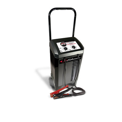 Schumacher Electric Manual Wheeled Battery Chargers with Engine Start: 150/35/15/5 Amp