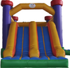 Happy Bouncy Castle - Rainbow Ride Bouncy Castle