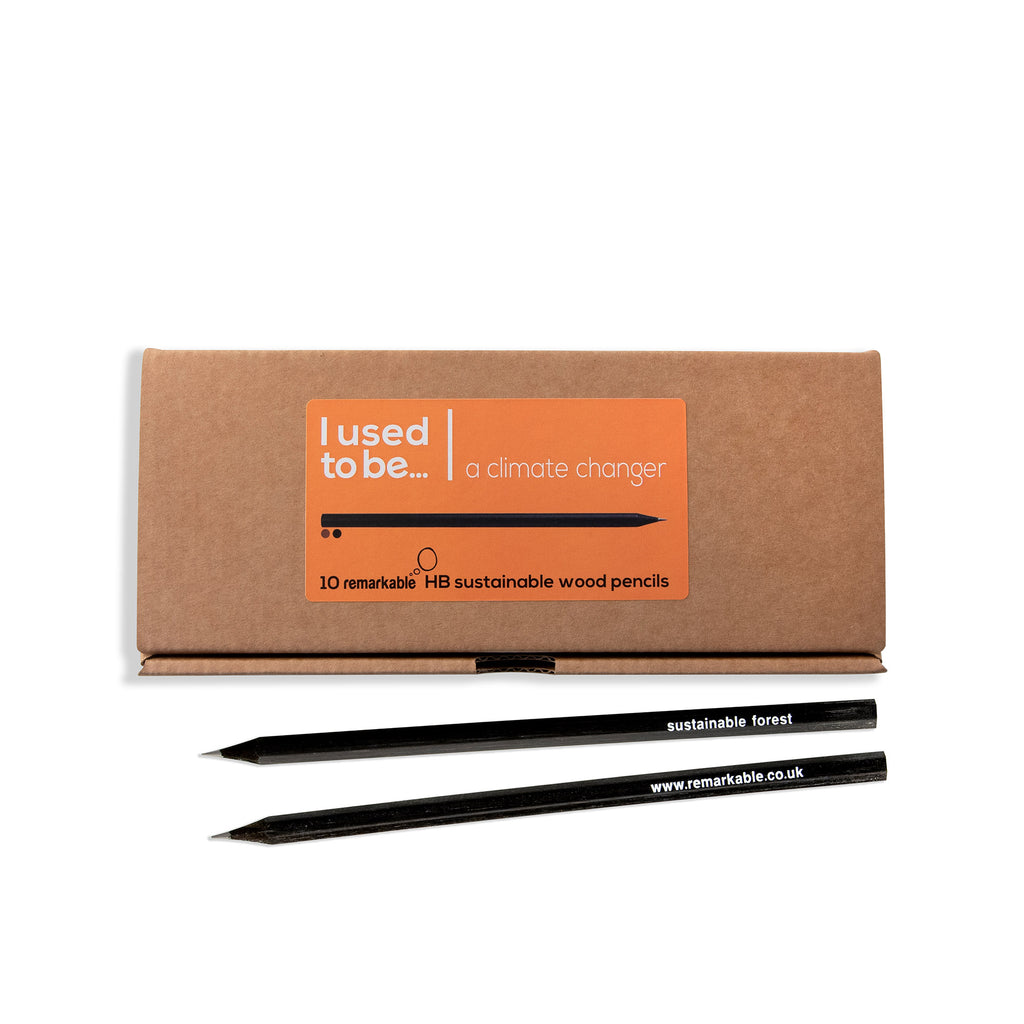 Sustainable Hex FSC Pencil