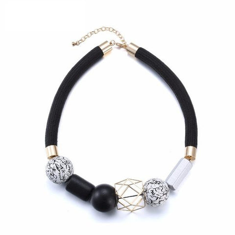 Ethnic Chokers Necklaces Women