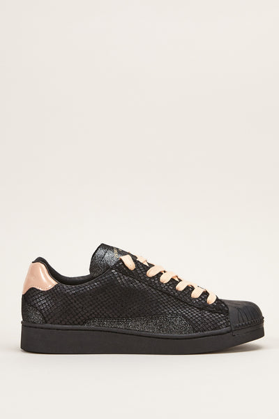 Baskets Super Chris Noir