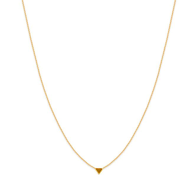 Collier Tara - Or Jaune