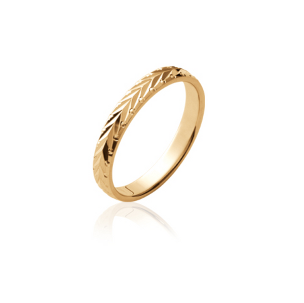 Bague Alto - or jaune