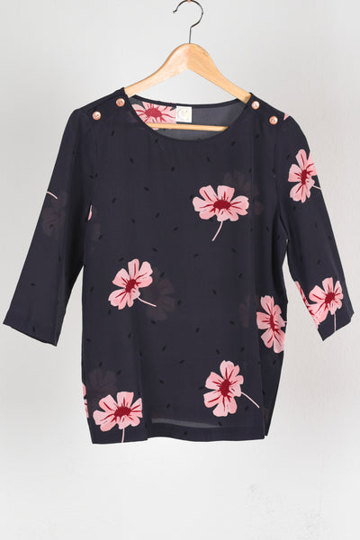 Blouse tomoe anemone