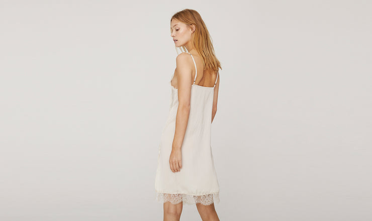 Robe Emily Off White