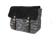 Sac Mini Maths Wash Noir