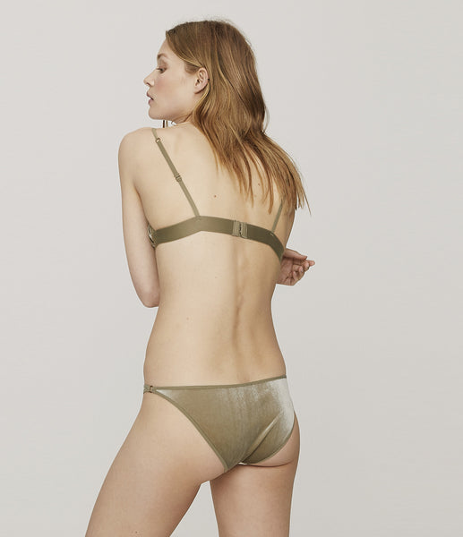 Culotte Shelby - Green