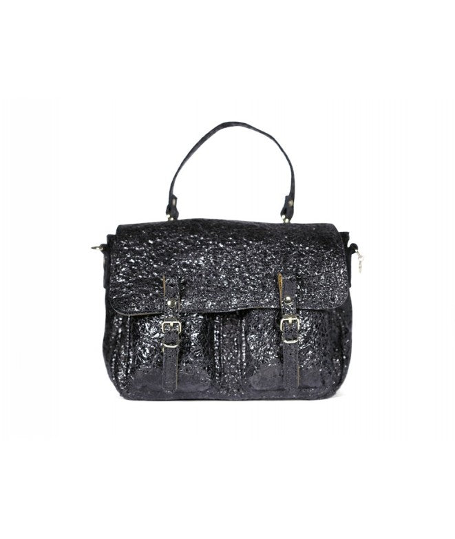 Sac Mini Maths Crispy - Noir