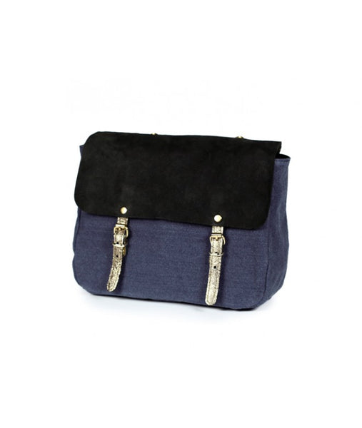 Sac Mini Maths Fusile Noir