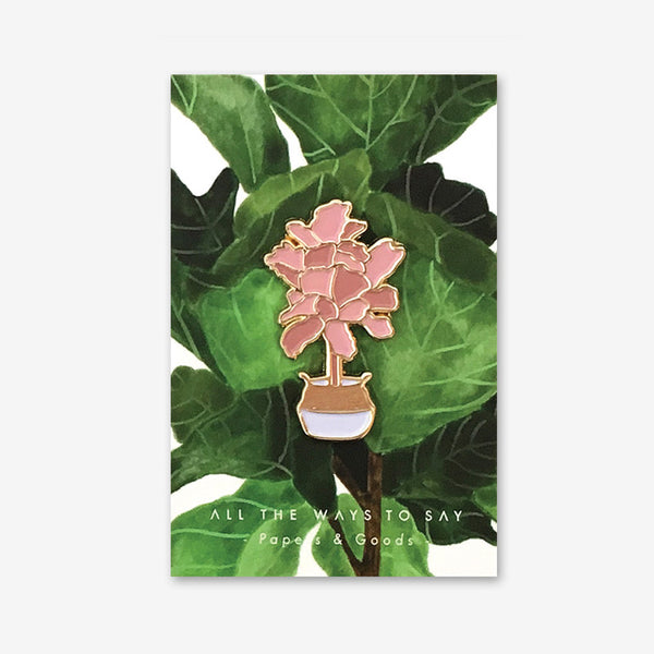 Pin's Fiddle Leaf Fig