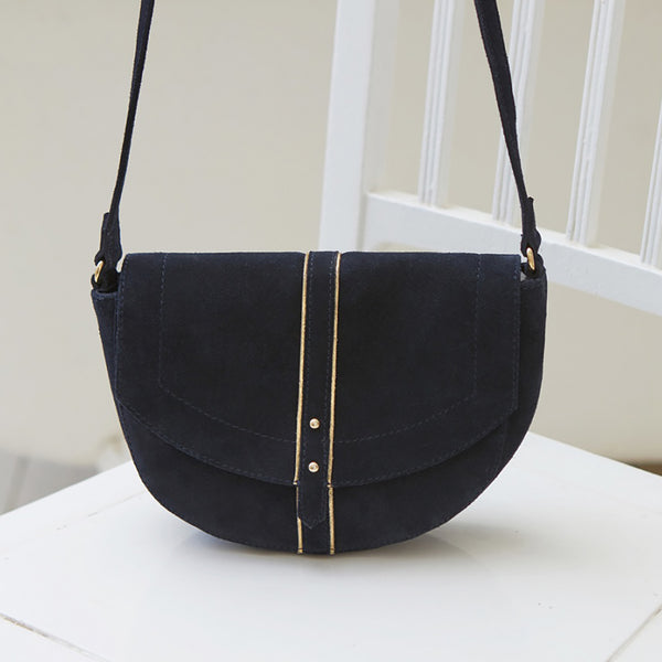 Sac Cuir Virgo Black