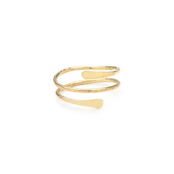 BDM viva frida shop online boutique lausanne BAGUE salomé simple or