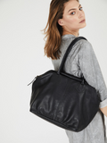 Everyday Timeless Black Leather Bags