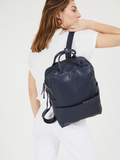 Lush Dark Blue Macbook Pro Laptop Rucksack