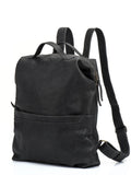 Genuine Leather Backpack Rucksack