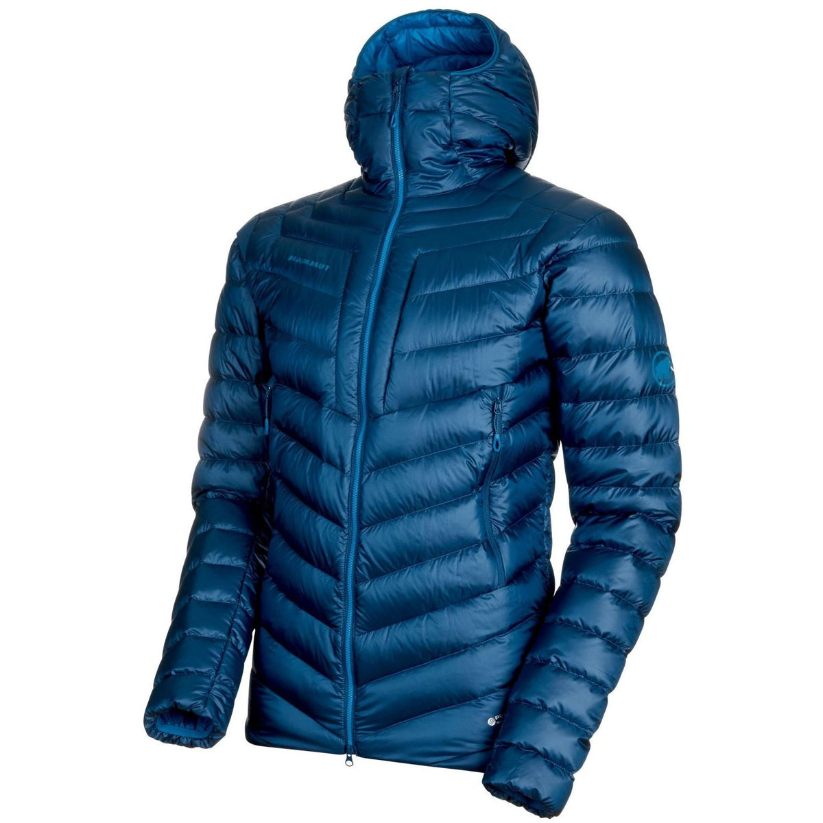 Mammut Broad Peak In Hooded Jacket