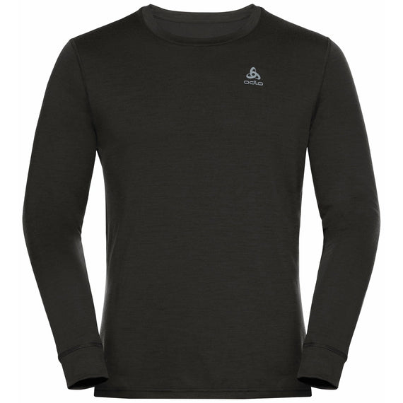 ODLO NATURAL 100% MERINO WARM Long-Sleeve Baselayer Top
