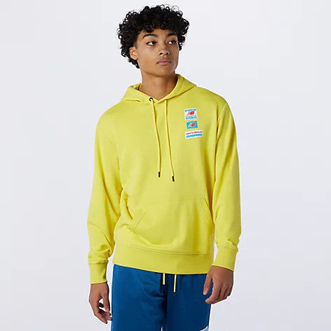 NEW BALANCE ESSENTIALS FIELD DAY HOODIE