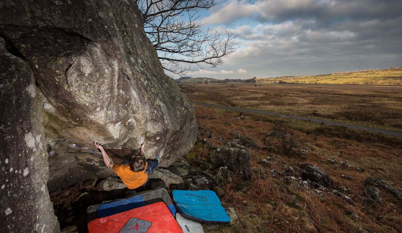 UK Winter Bouldering Destinations