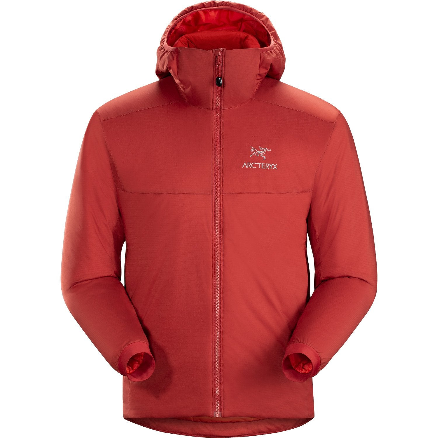 Arc'Teryx Atom AR Hoody Mens Jacket in Red