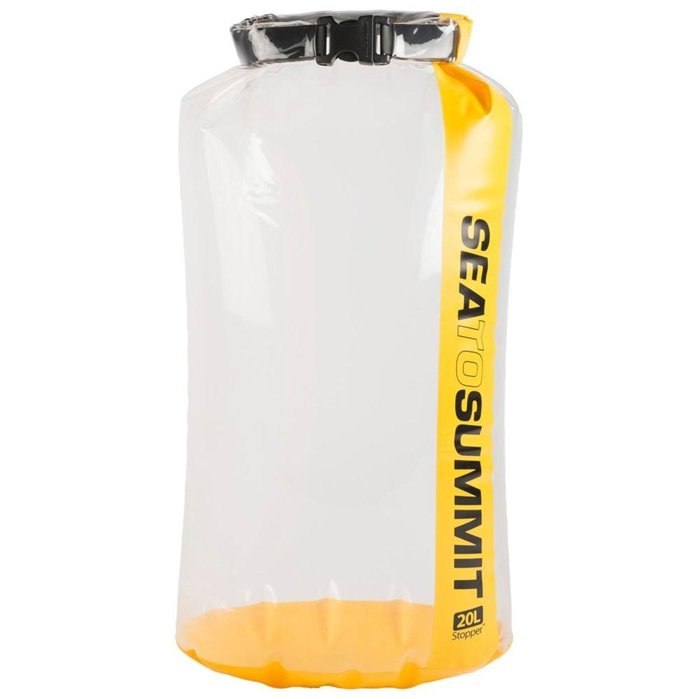 Sea to Summit Clear Stopper Dry Bag 20 Litre