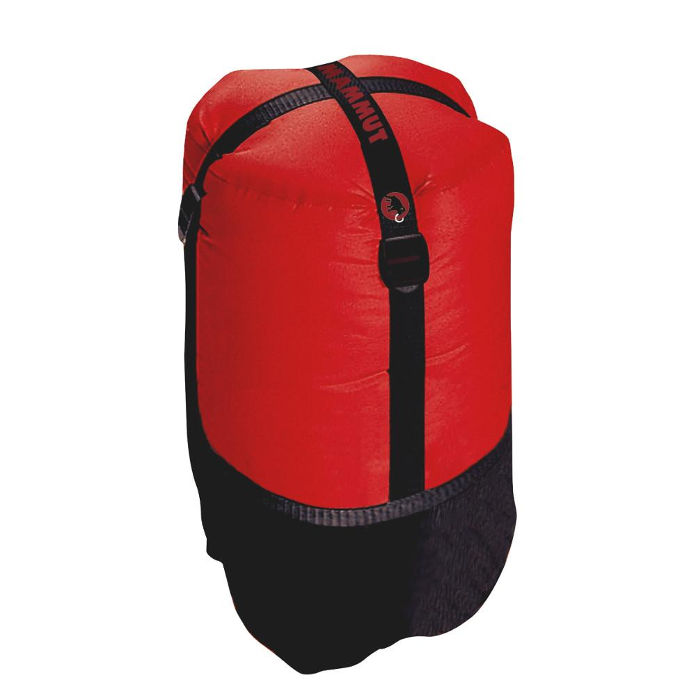 Mammut Compression Sack in inferno red